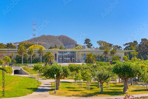 Fotografía  San Francisco California Academy of Sciences.
