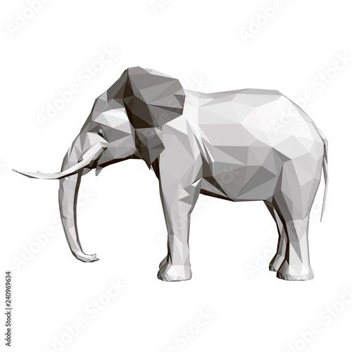 Słoń wieloboczny