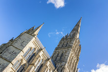 Salisbury Cathedral Spire