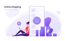 Online Shopping, Mobile Market...