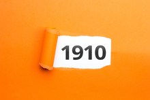 Surprising Number / Year 1910 ...