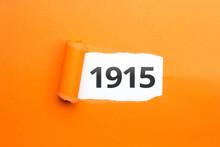 Surprising Number / Year 1915 ...