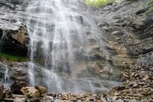 Bridal Veil Falls. Utah. USA