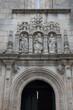 Entrance of Cathedral, Pontevedra
