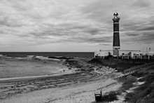 Jose Ignacio Beach And Lighthouse
