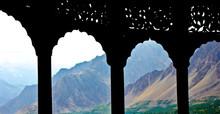 Baltit Fort Hunza Pakistan Northern Areas