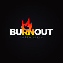 Burnout Logotype Design