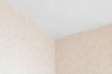 壁と天井の境目