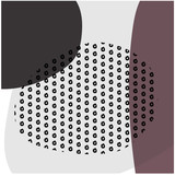 Abstrakcjonistyczny tło chaotyczni geometryczni kształty, rocznika styl. Sztuka dekoracyjna do druku geometrycznego, Reprodukcje abstrakcyjne, Sztuka nowoczesnej ściany, Prezent do ocieplenia domu - 241091410