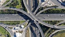 Aerial Photo Of Multilevel Ele...