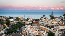 View Of Fuengirola, Andalusia, Spain
