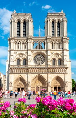 Notre-Dame de Paris Cathedral, France