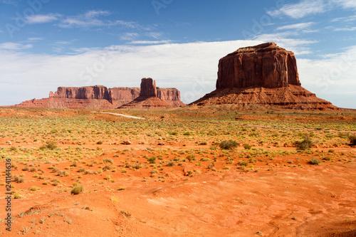 фотография  Monument valley
