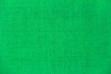 Background Blurring View. Baize Coarse Wool Fabric Color Grass Is Always Greener. Textile Background For Design Work