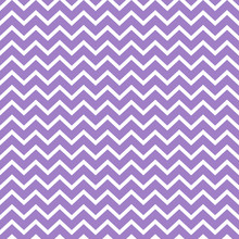 Chevron Seamless Pattern - Bold Light Purple And White Chevron Or Zig Zag Pattern