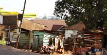 Kampala Roadside View