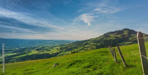 Fotografie, Obraz swiss landscape