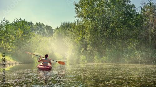 Kayaking in Leipzig