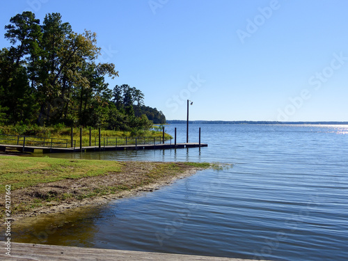 South Toledo Bend State Park Canvas Print