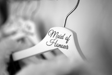 Maid Of Honour Or Honor Hanger