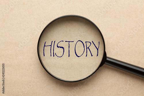 Fototapeta Focus on History obraz