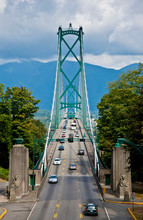 Lions Gate, Vancouver, Kanada