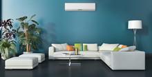 Modern Bright Interiors Living...