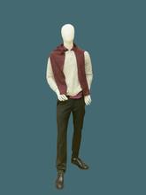 Full-length Male Mannequin.