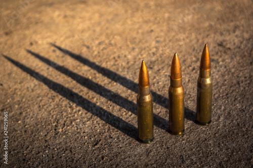 rifle bullet