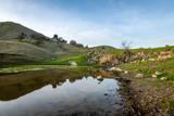 Diablo Foothills Regional Park at Sunset