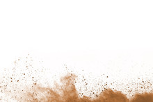 Brown Color Powder Explosion O...