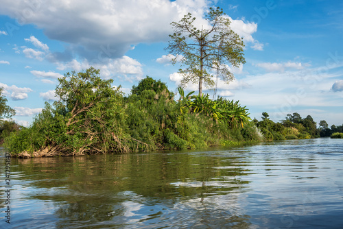 Fotografia, Obraz  Laos - Nakasong - die 4000 Inseln