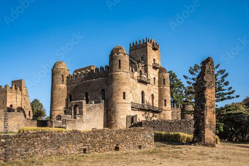 Äthiopien - Gondar - Kaiserpfalz