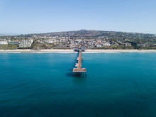 San Clemente, California Pier ...