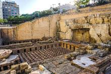 Beirut Roman Baths Site 02