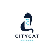 Cat City Building Home House L...