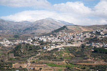 Ein Qiniya And Mount Hermon