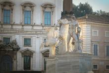 Rome, Italy - December 28, 201...