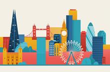 London City Illustration.