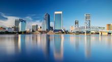 Skyline Of Jacksonville, FL An...