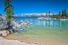 Lake Tahoe View At D.L. Bliss ...