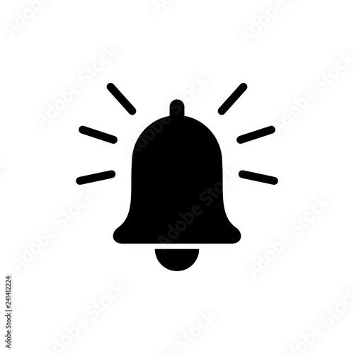Fototapeta dzwon ikona