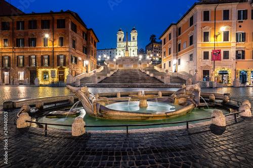 Staande foto Rome Rom