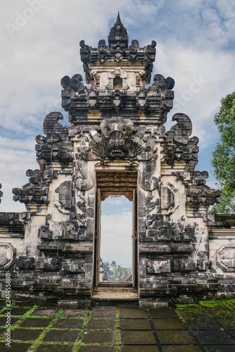 Gate at Pura Lempuyang temple