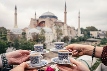 Turkish Coffee WithHagia Sop...