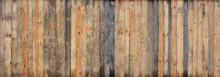 Brown Wood Colored Plank Wall ...