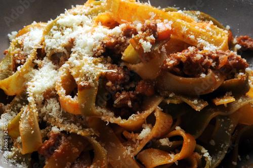 Tagliatelle Paglia e fieno Cucina italiana ft81214800 al ragù Pasta Italian cuisine