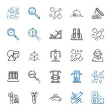 Transparent Icons Set