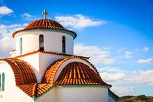 Church Of Agios Petros, Gythion, Greece