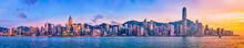 Junk Boat In Hong Kong Victori...